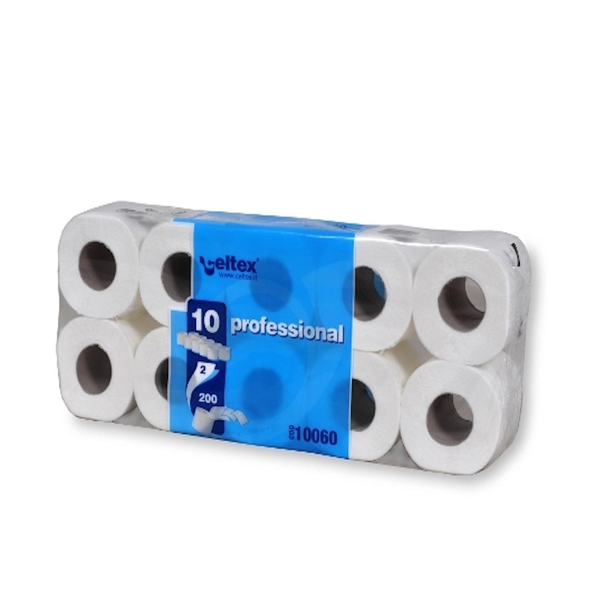 Toaletný papier, malé rolky Blue