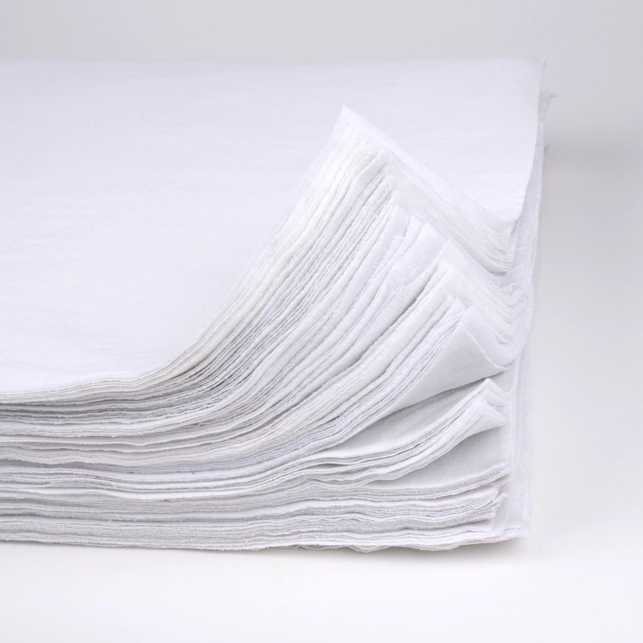 Jemná bavlnená utierka RETEXT PROFI, biela