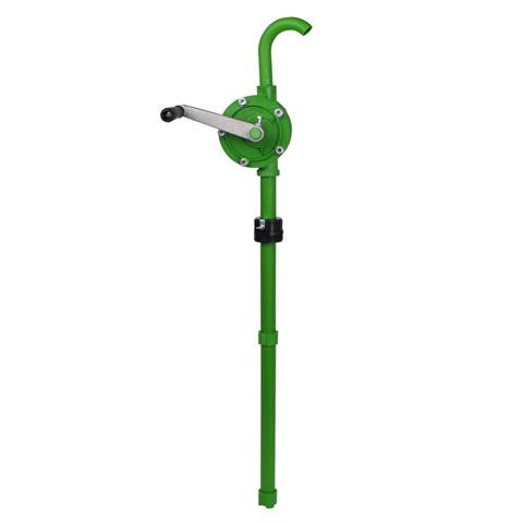 Rotačná sudová pumpa