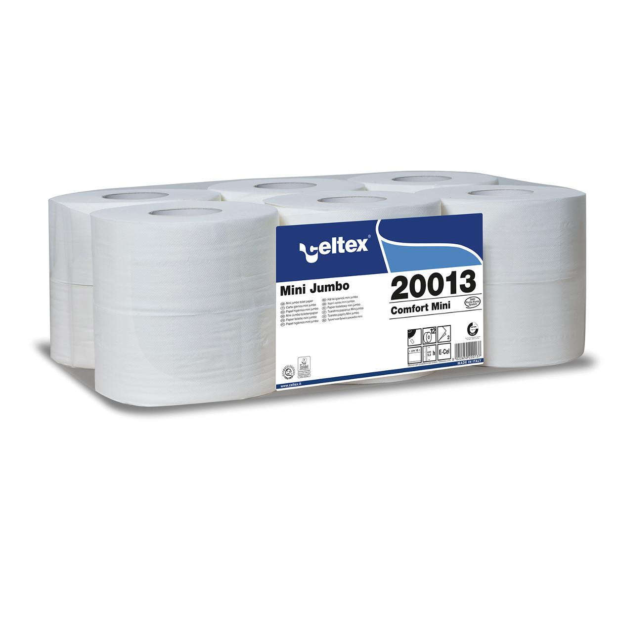 Toaletný papier Jumbo MINI Comfort
