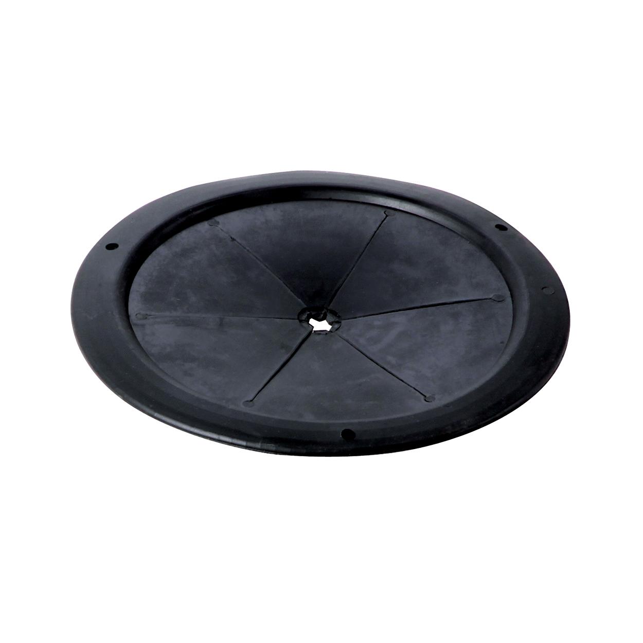 Kruhový gumový otvor
