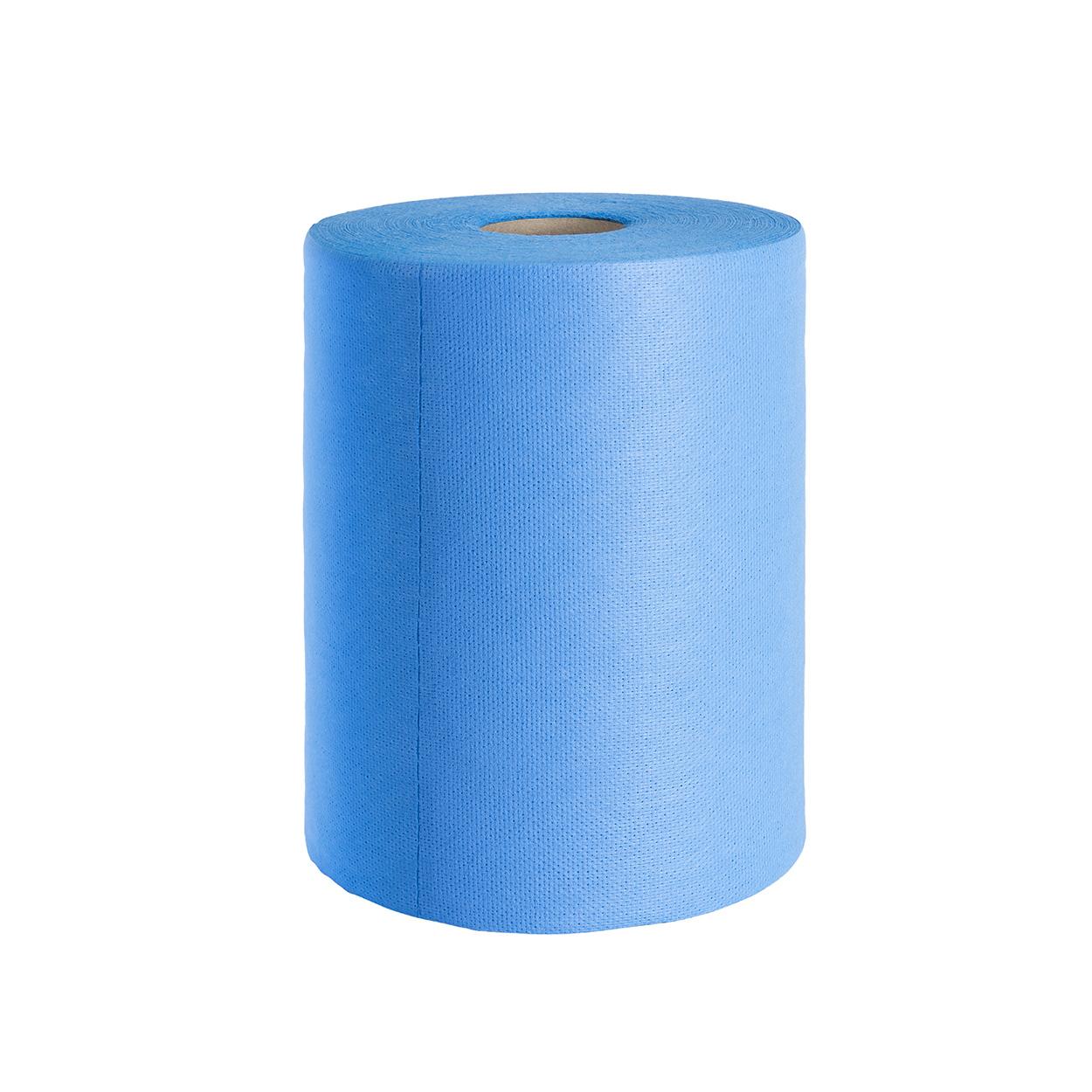 Farebná utierka pre hrubé čistenie - modrá