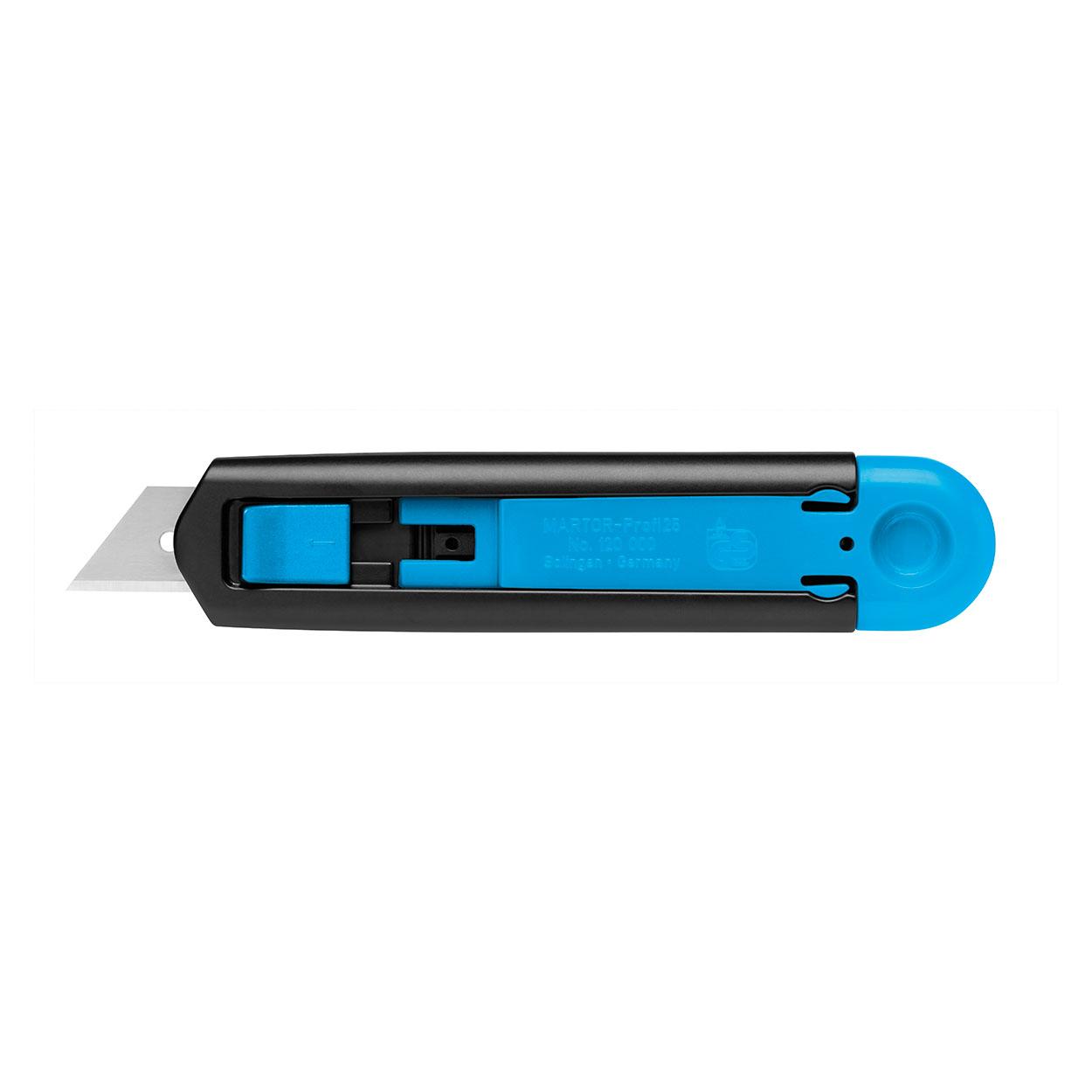 SECUNORM PROFI25 - Bezpečnostný nôž s vysúvacou čepeľou