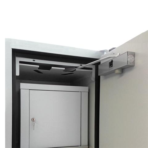 Uzamykateľný box do protipožiarnej skrine - všetky typy dver