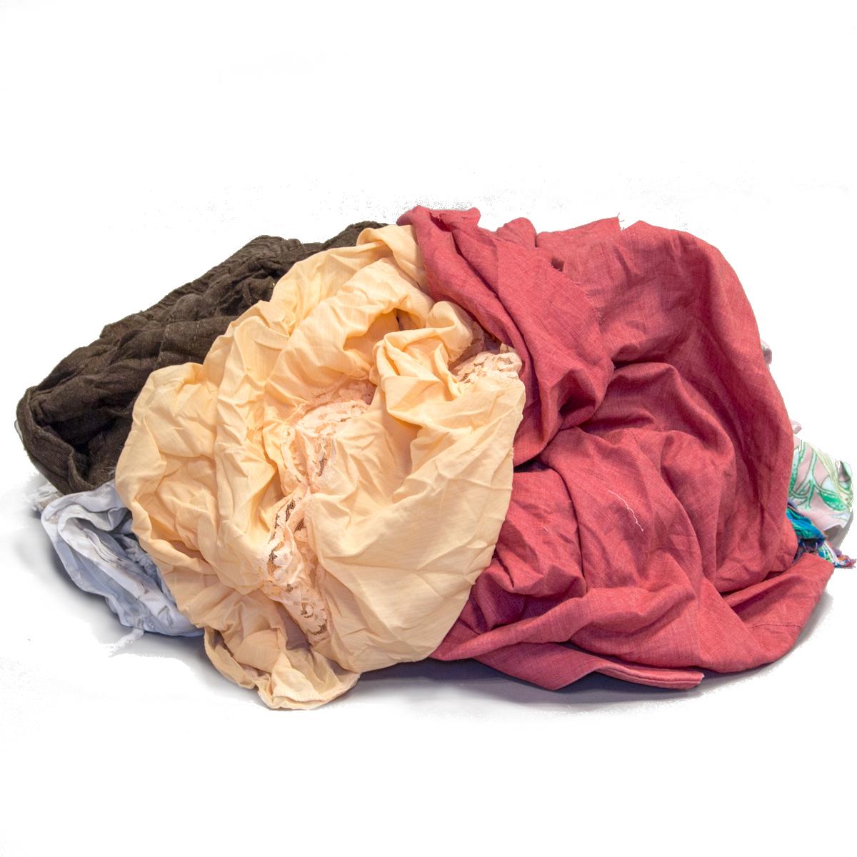 Čistiace bavlnené handry, farebné