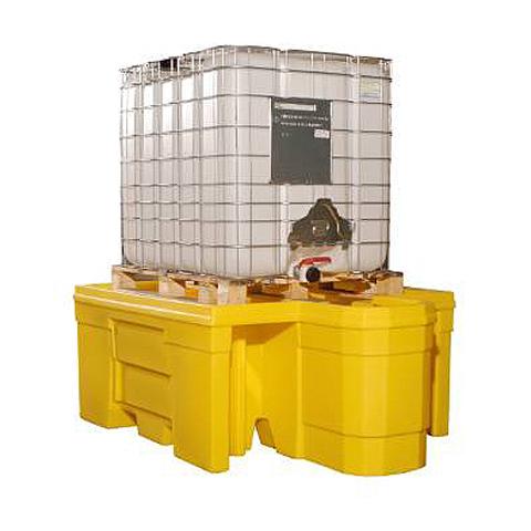 Polyetylénová záchytná vaňa pod IBC kontajner