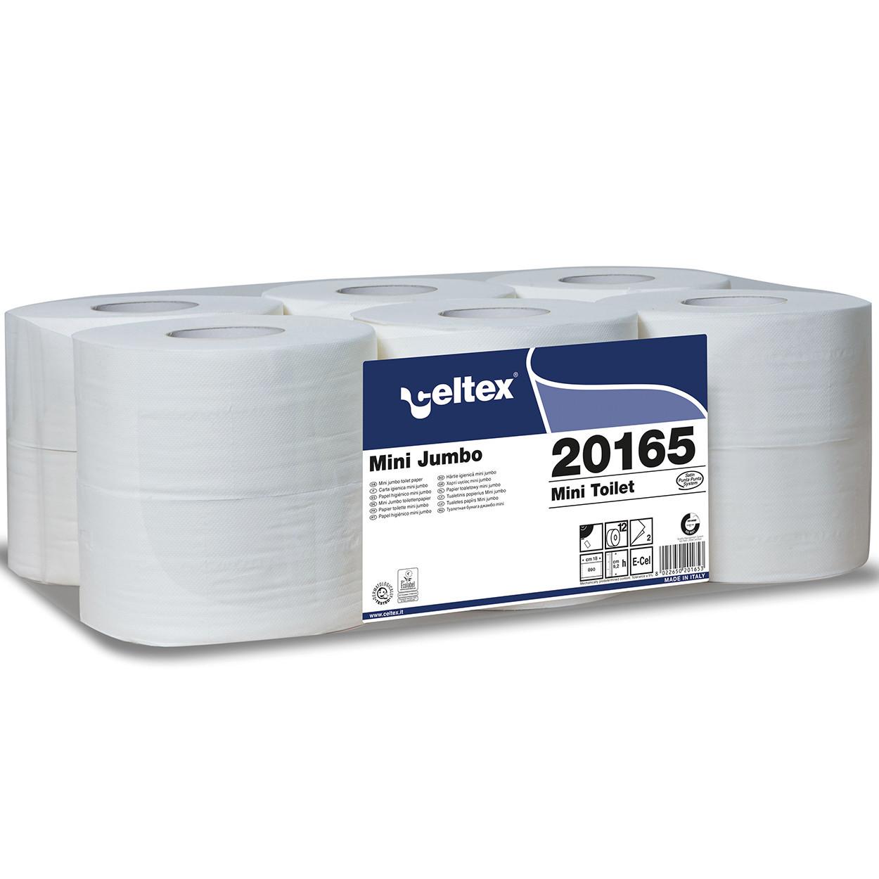 Toaletný papier Jumbo MINI Professional