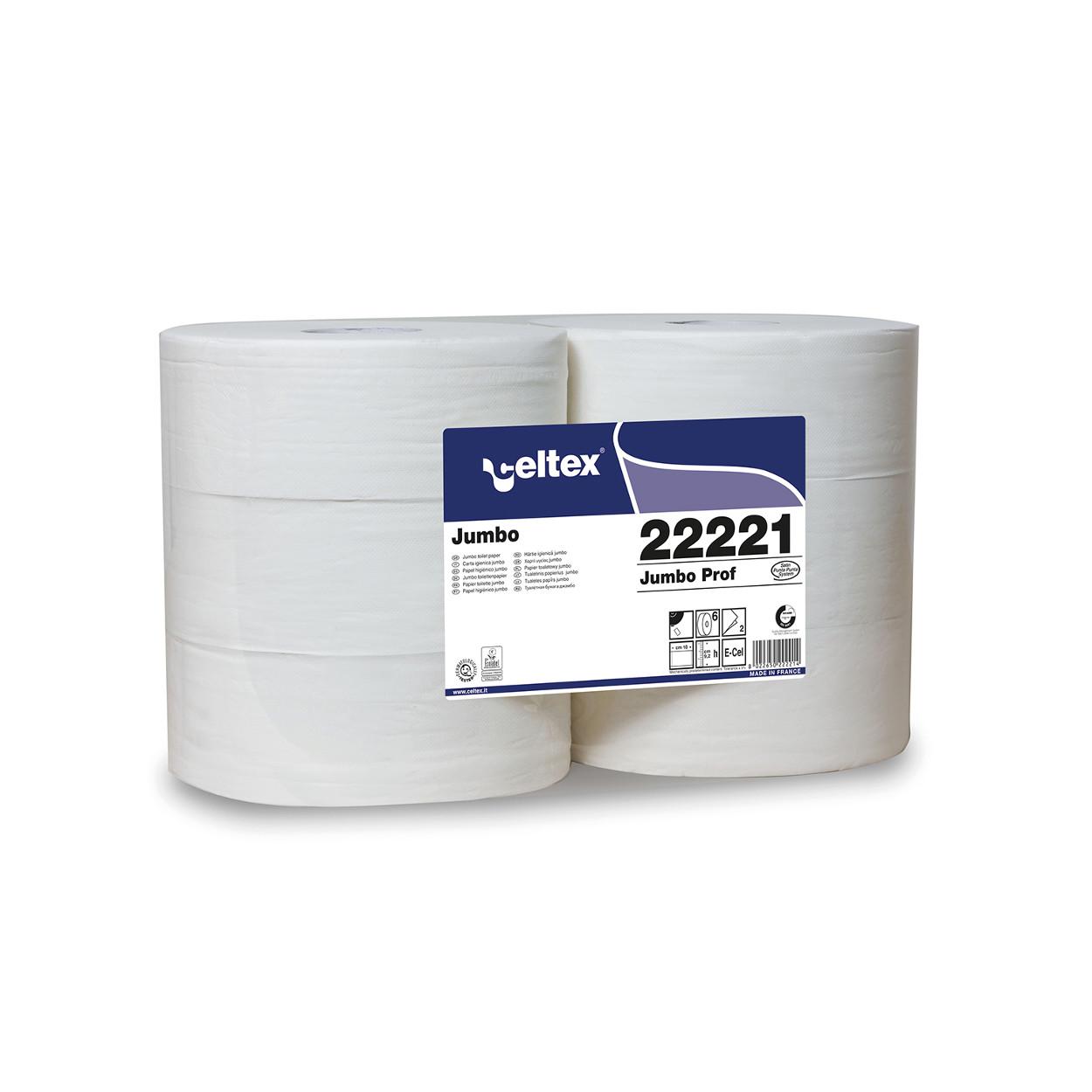 Toaletný papier Jumbo MAXI Professional