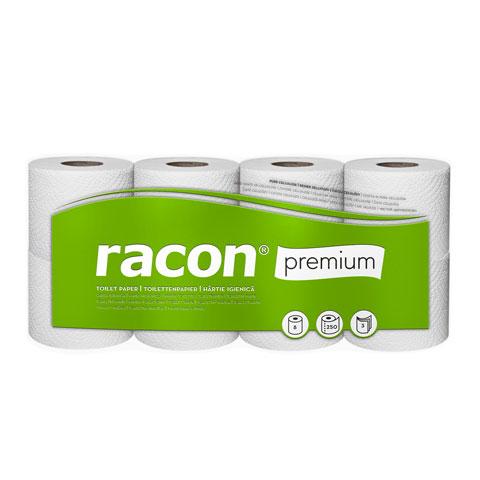 Toaletný papier PREMIUM v malých roliach