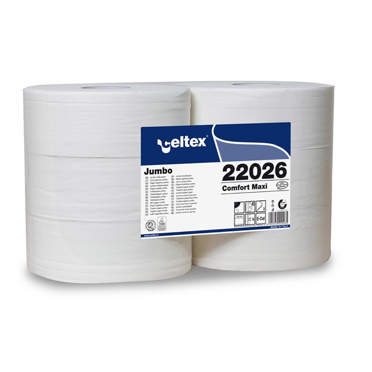 Toaletný papier Jumbo MAXI