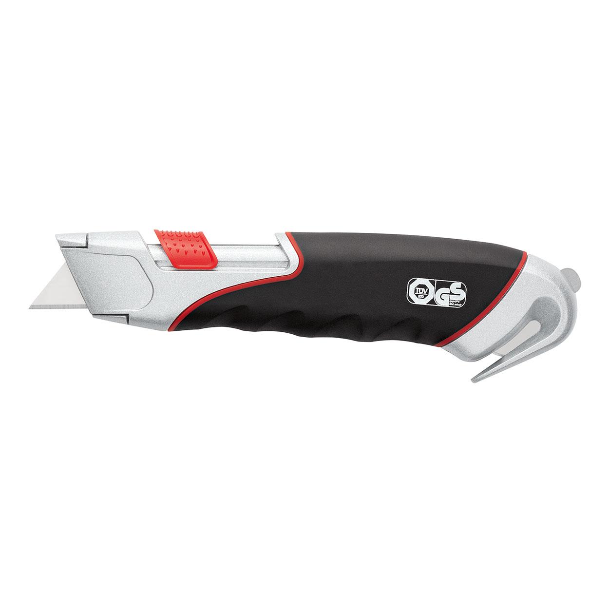 Bezpečnostný nôž s rozrezávačom