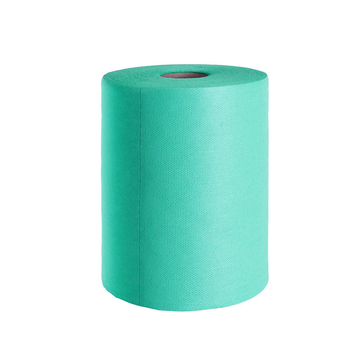 Farebná utierka pre hrubé čistenie - zelená