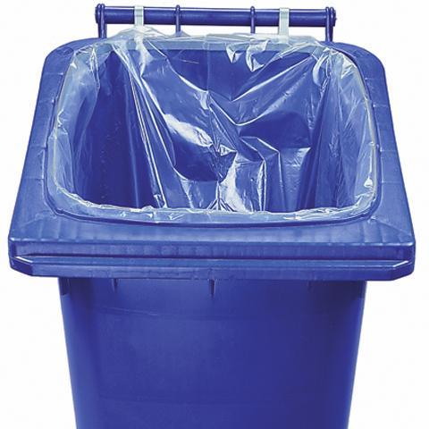 Pridržovací rámček pre 240 l nádoby