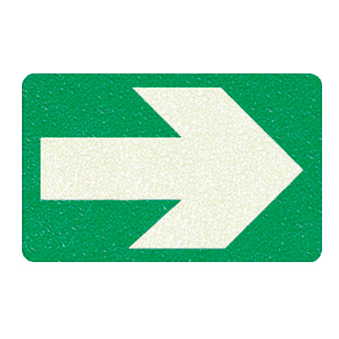 Podlahová orientačná značka