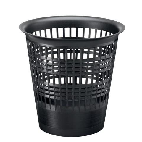 Plastový odpadkový kôš dierovaný