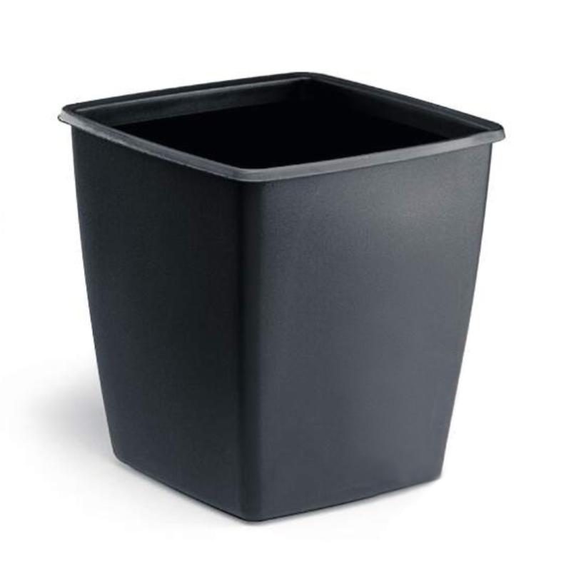 Plastový odpadkový kôš štvorcový