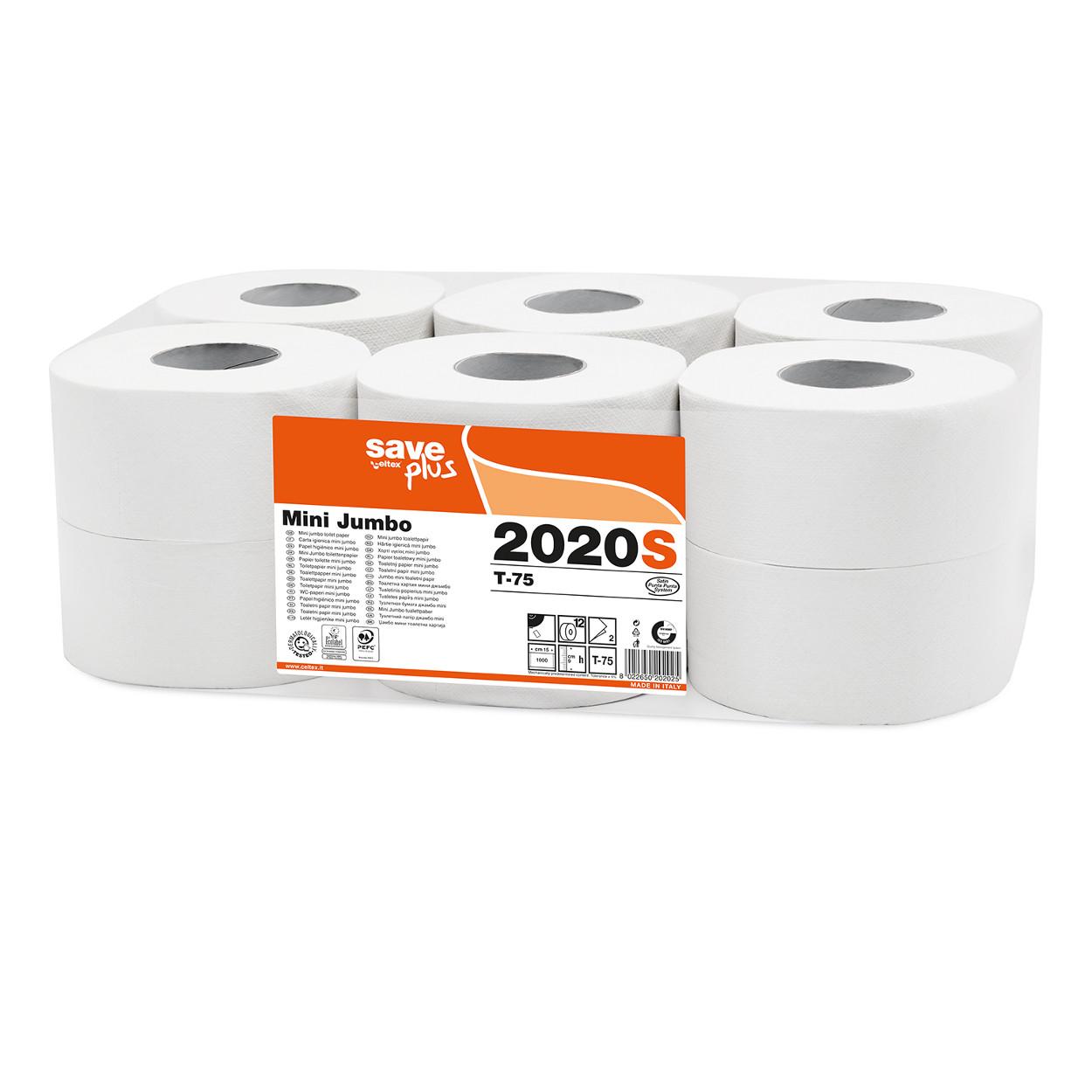Toaletný papier Jumbo MINI Plus