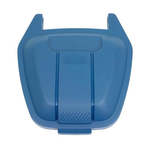 Veko k mobilnej nádobe, modré