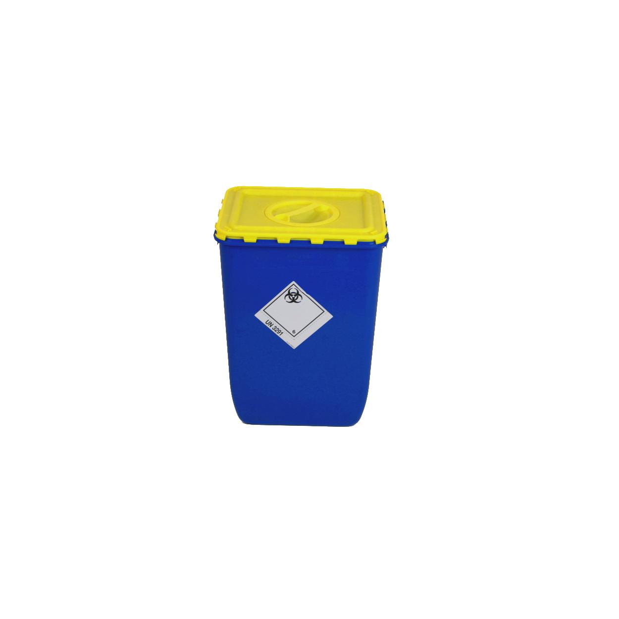 Box s vekom s otvorom na zber biologického odpadu - 50 l