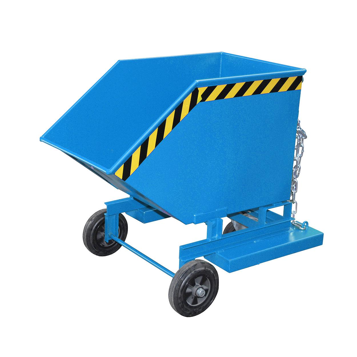 Výklopný vozík s vekom
