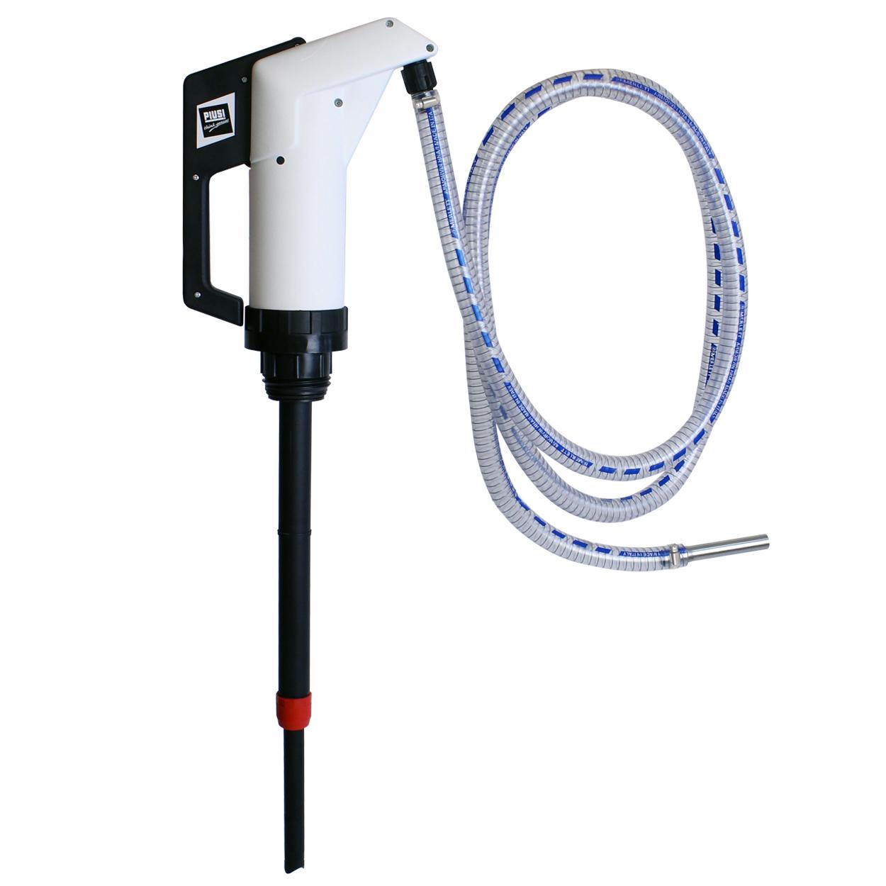 Piestová ručná sudová pumpa na AdBlue s príslušenstvom
