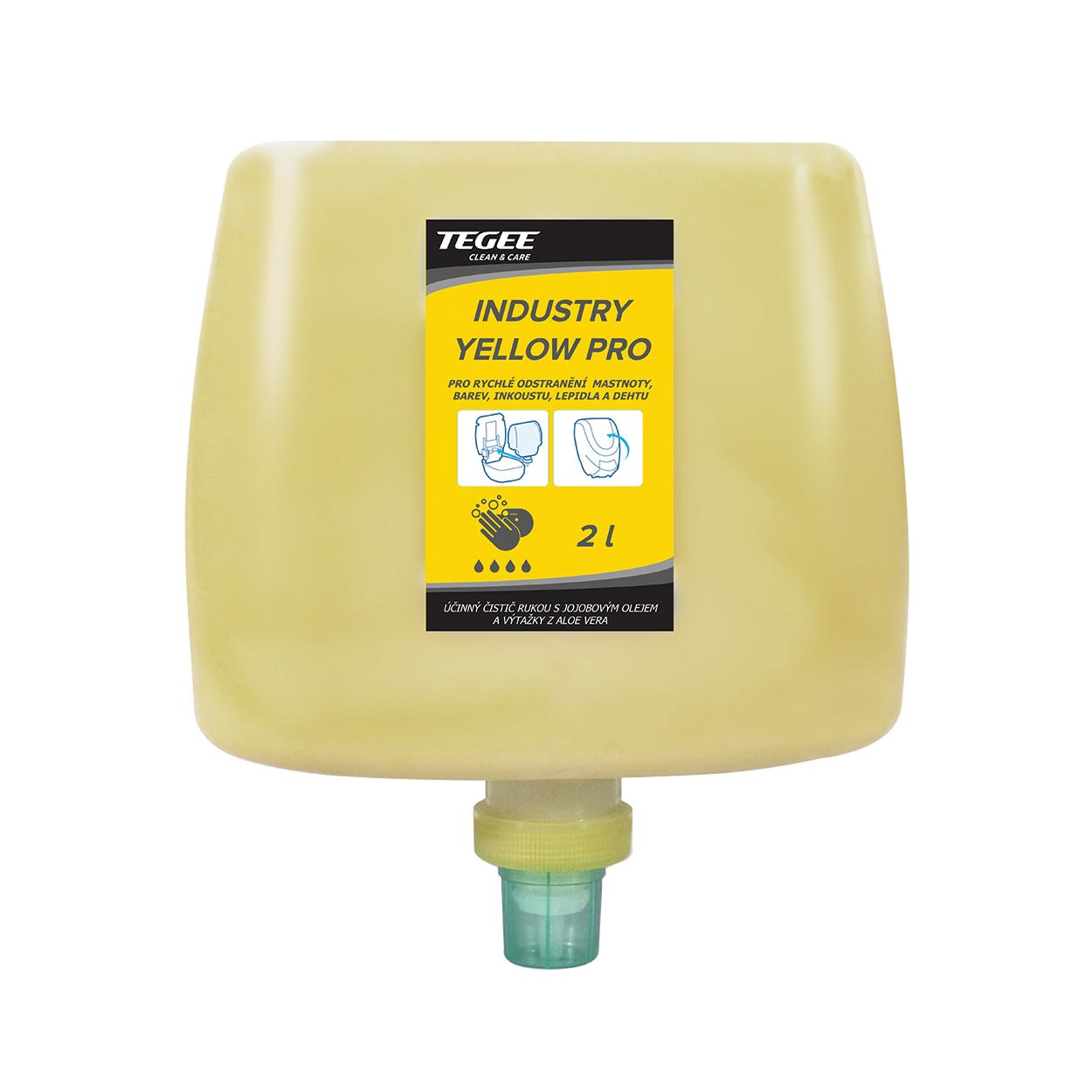 Náplň Yellow 6x2L