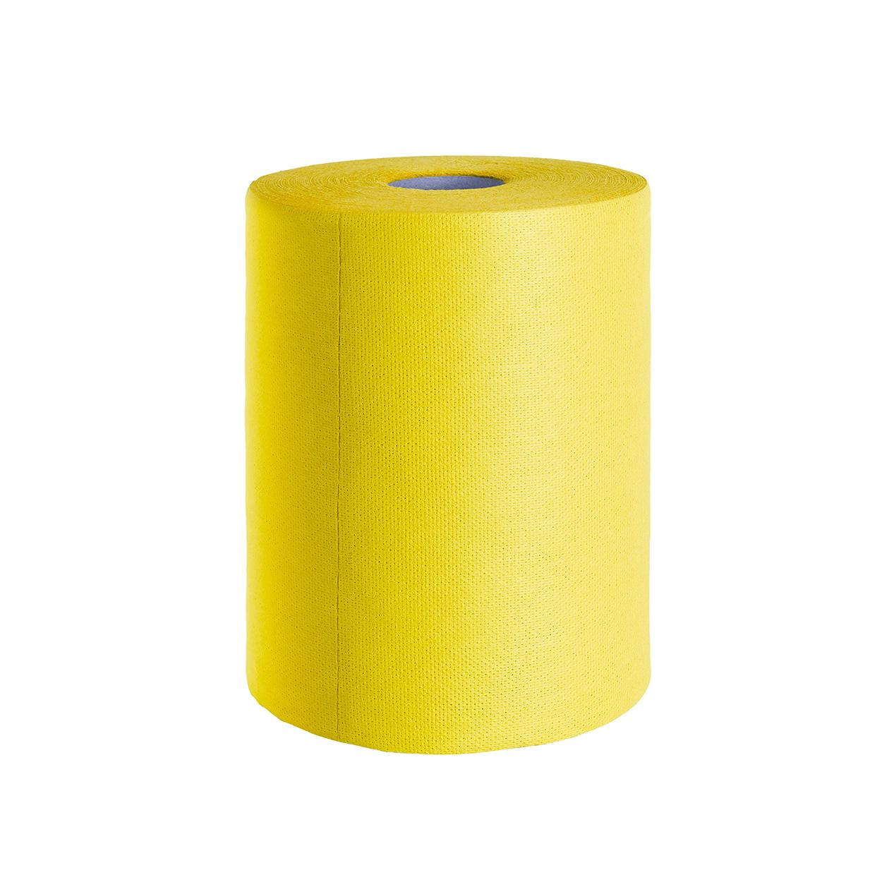 Farebná utierka pre hrubé čistenie - žltá